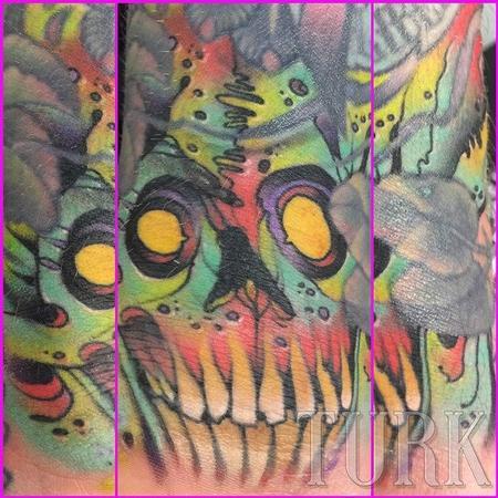Tattoos - Skull Filler - 101965