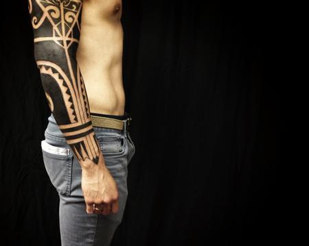 Tattoos - Hanumantra Lamar - 97737