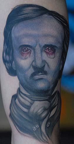 Tattoos - Edgar Allen Poe - 31899