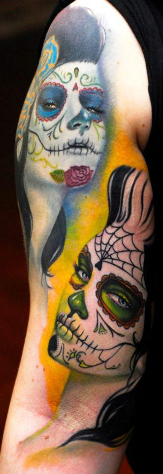 Tattoos - Silvia Ji Sleeve - 64993