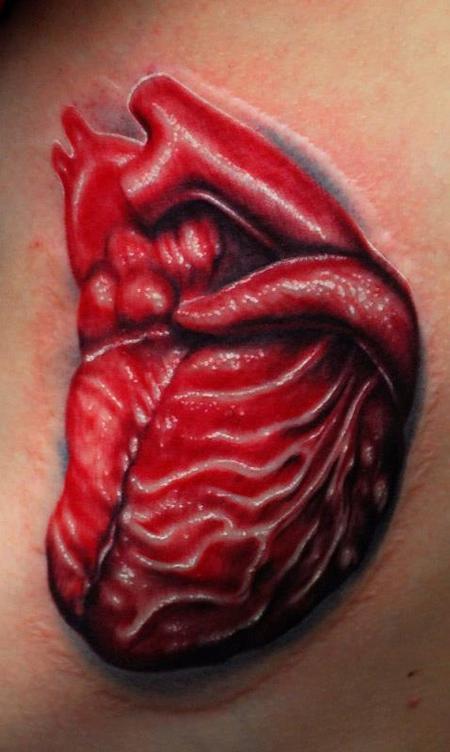 Tattoos - Heart - 64990