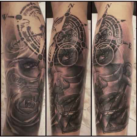 Tattoos - surreal tattoo - 89015