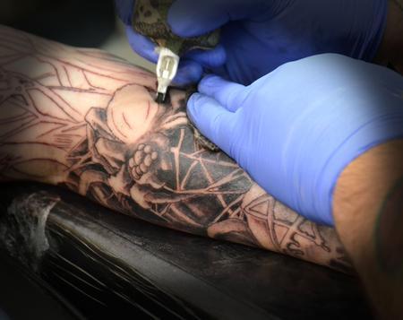Tattoos - The Dark Forest - 123547
