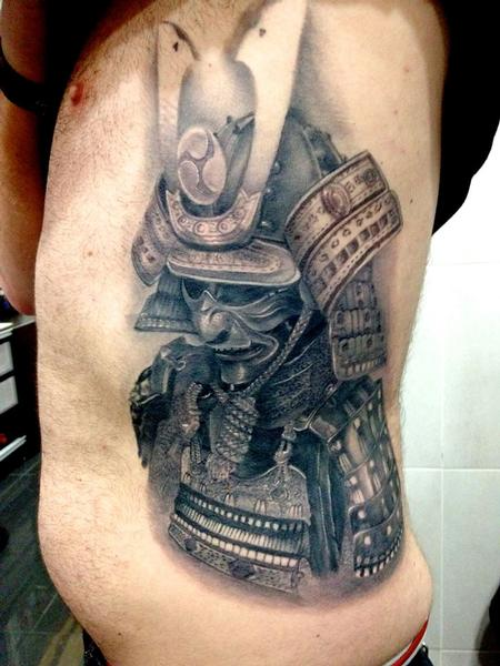Tattoos - Samurai Armor  - 89082