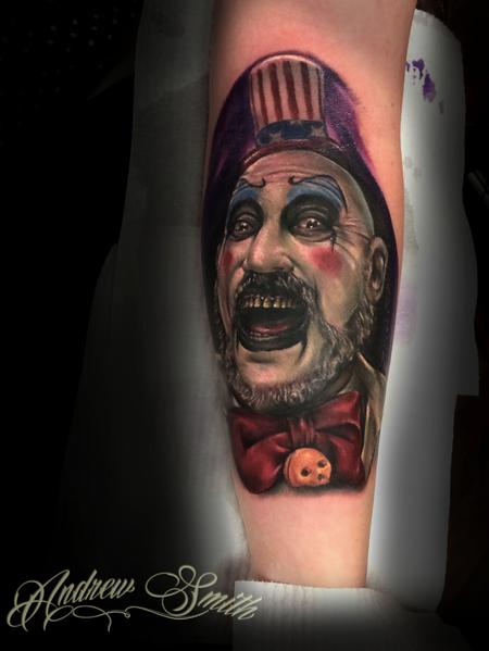 Tattoos - captain spaulding - 101984