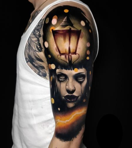 Tattoos - Lamplight - 138932