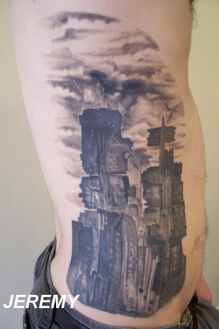 Tattoos - Dark City - 61193
