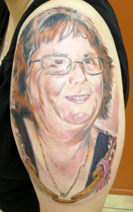 Tattoos - portrait - 61383