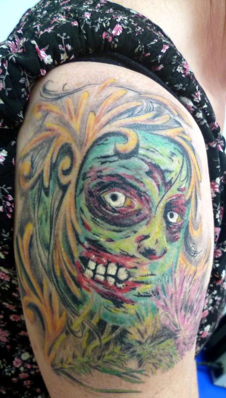 Jeremy Cook - Zombie Girl