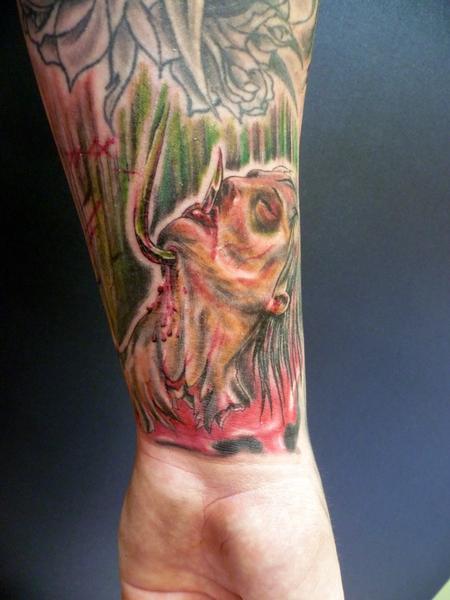 Tattoos - Horror - 61185