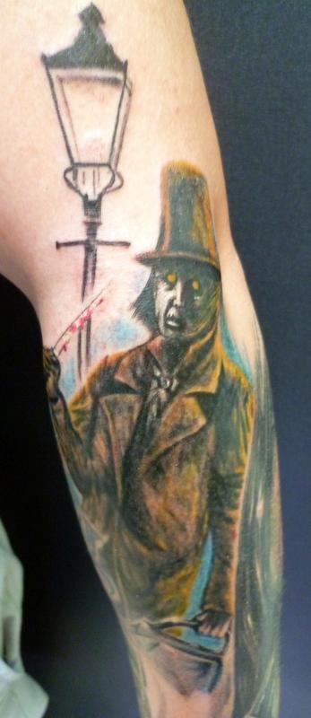 Tattoos - Jack the Ripper - 61382