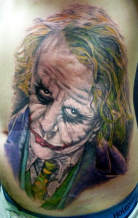 Tattoos - The Joker - 61380