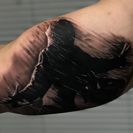 Tattoos - Shawshank redemption andy dufresne - 131273