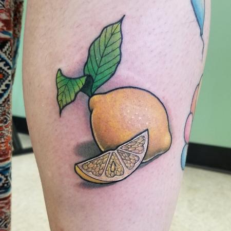 Tattoos - Lemons - 129993