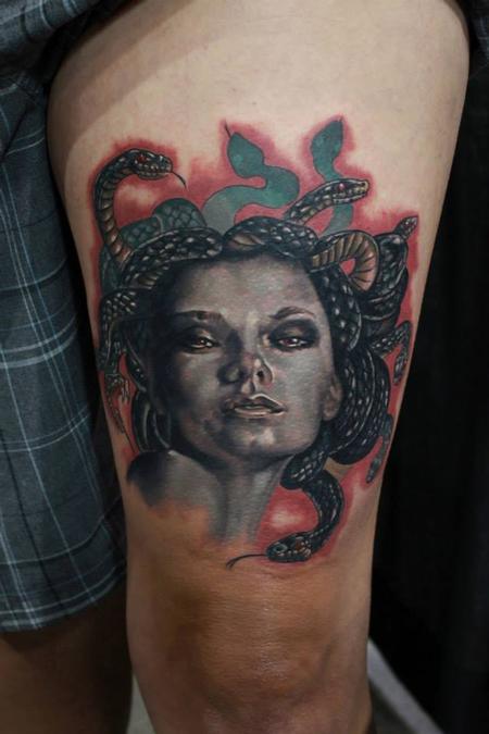 Tattoos - Medusa - 82393