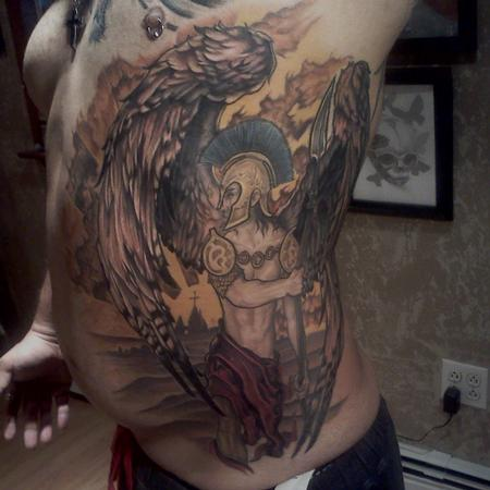 Tattoos - St. Michael - 76500