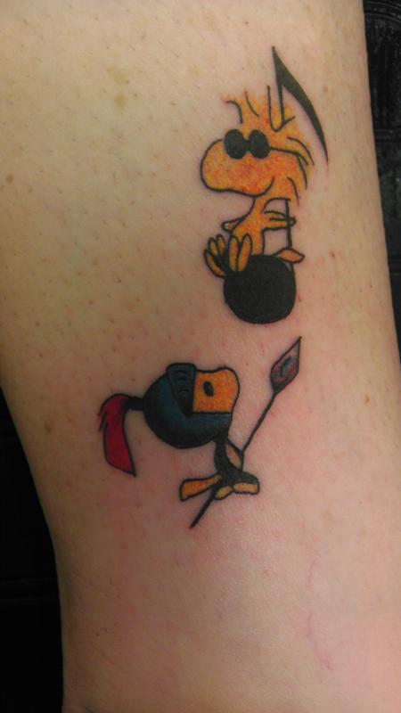 Tattoos - woodstock - 85653