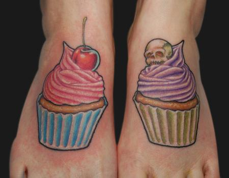 Tattoos - Sinfully Sweet - 84367
