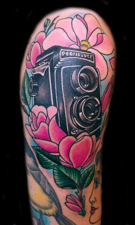 Tattoos - Twin Reflex - 57396