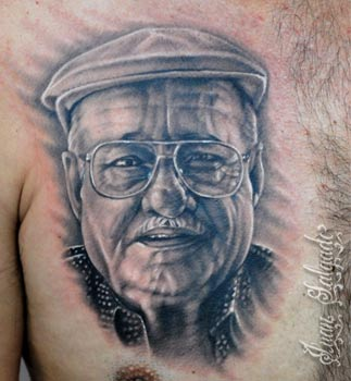 Tattoos - Grandpa - 30969