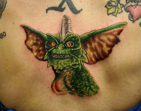 Tattoos - gremlin tattoo - 71117