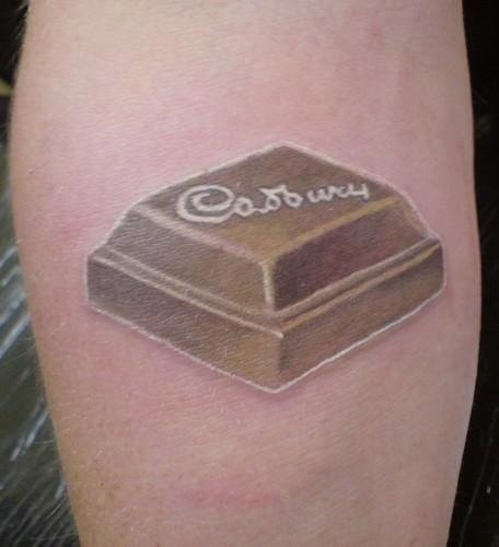 Tattoos - Chocolate Tattoo - 50814