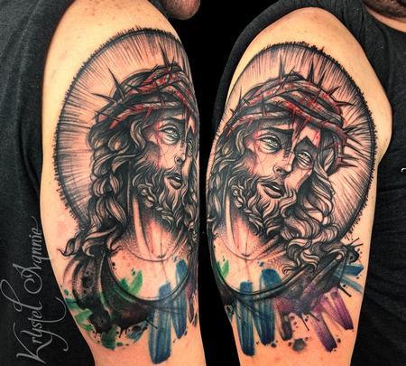 Tattoos - Jesus - 128440