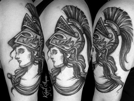 Tattoos - Athena - 140373