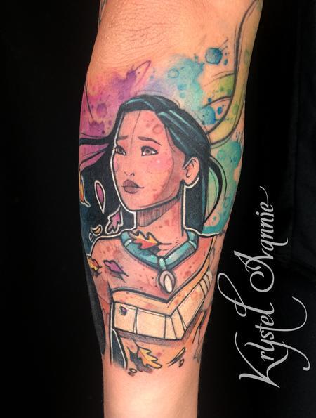 Pocahontas Design Thumbnail