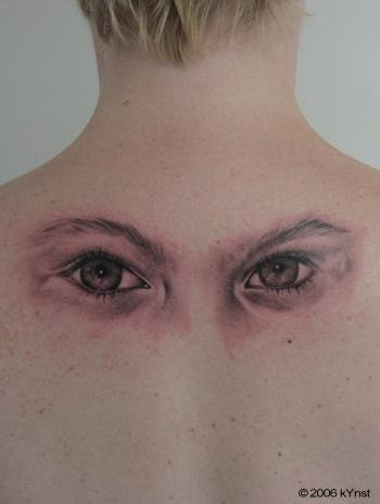 Tattoos - eyes - 20610