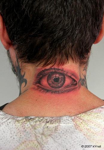 Tattoos - eye - 21023