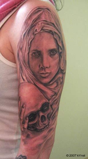 Tattoos - jenny's sleeve - 24749