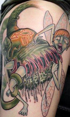 Tattoos - Venus Fairy Trap - 66772