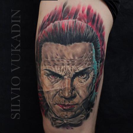 Tattoos - Dracula - 97778