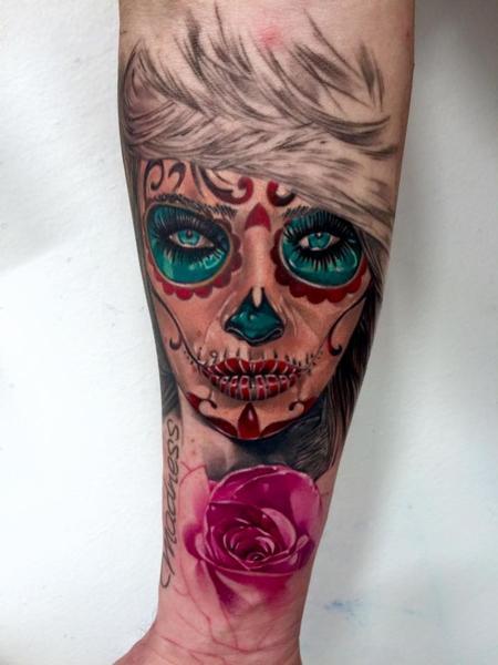 Tattoos - Woman - 108072