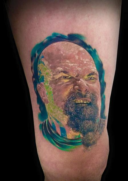 Tattoos - Kerry King Slayer - 108075