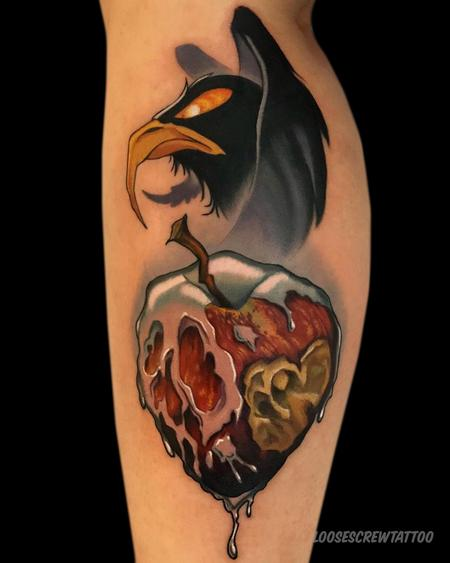 Tattoos - The Poison Apple - 142332