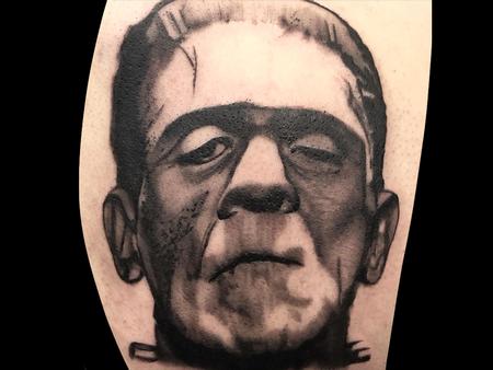 Tattoos - Frankenstein - 140707