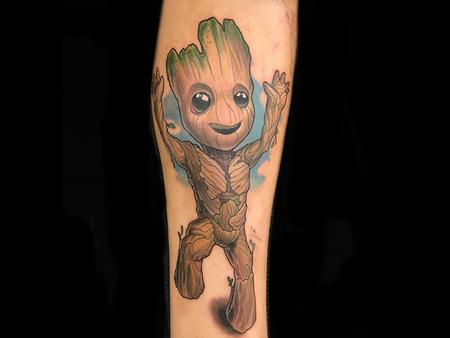 Markos Johnson - Baby Groot