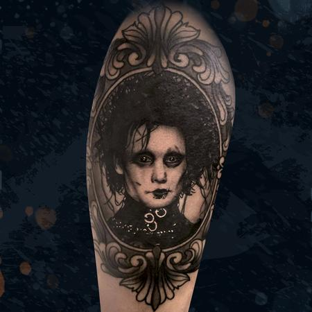 Tattoos - Edward Scissorhands - 142668