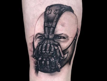Tattoos - Bane - 140710