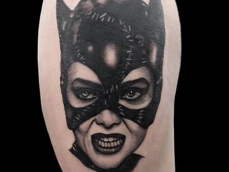 Jen Bean - Cat Woman