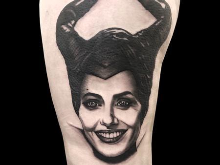 Tattoos - Malificent - 140711