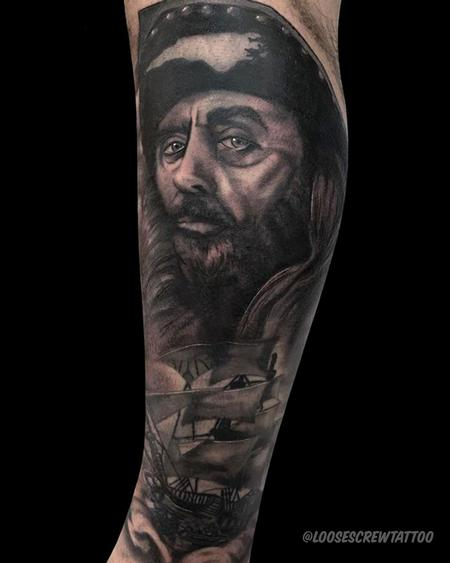 Tattoos - Blackbeard - 142352
