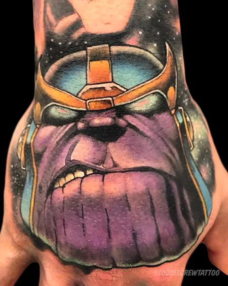 Chris Jenkins - Thanos