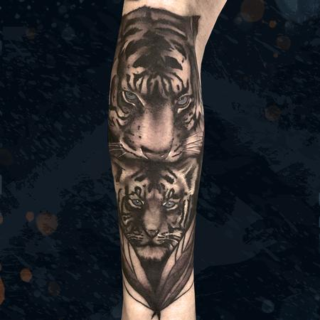 Tattoos - Tiger Mama - 142509