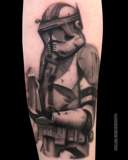 Tattoos - Clone Trooper - 142317
