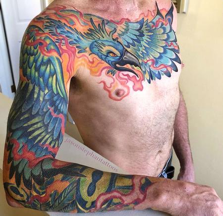Tattoos - Phoenix - 142506