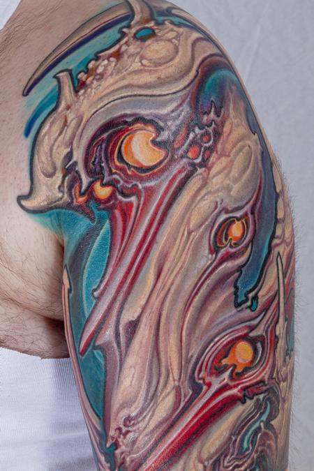 Tattoos - Prawn - 111544
