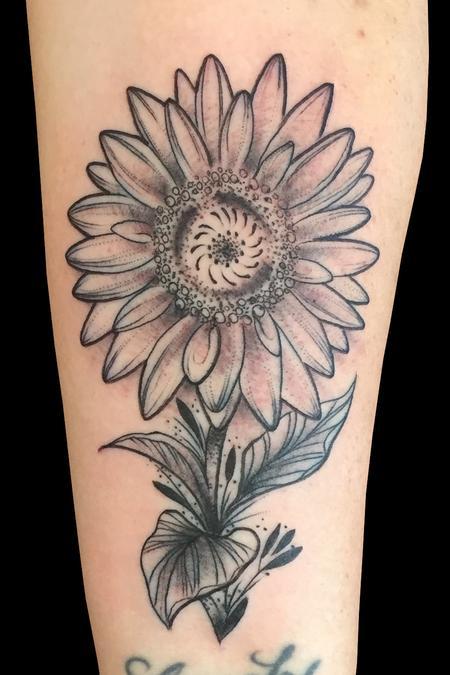 Monica Painter--Magical Unicorn - Sunflower